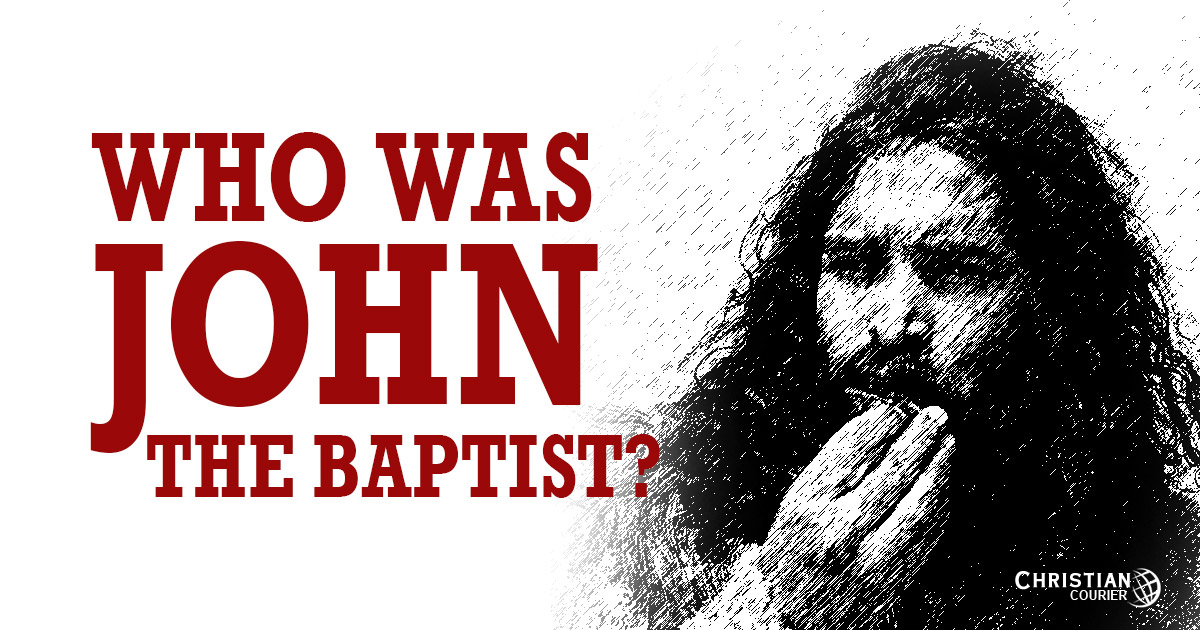 Image result for john the baptist and his mission