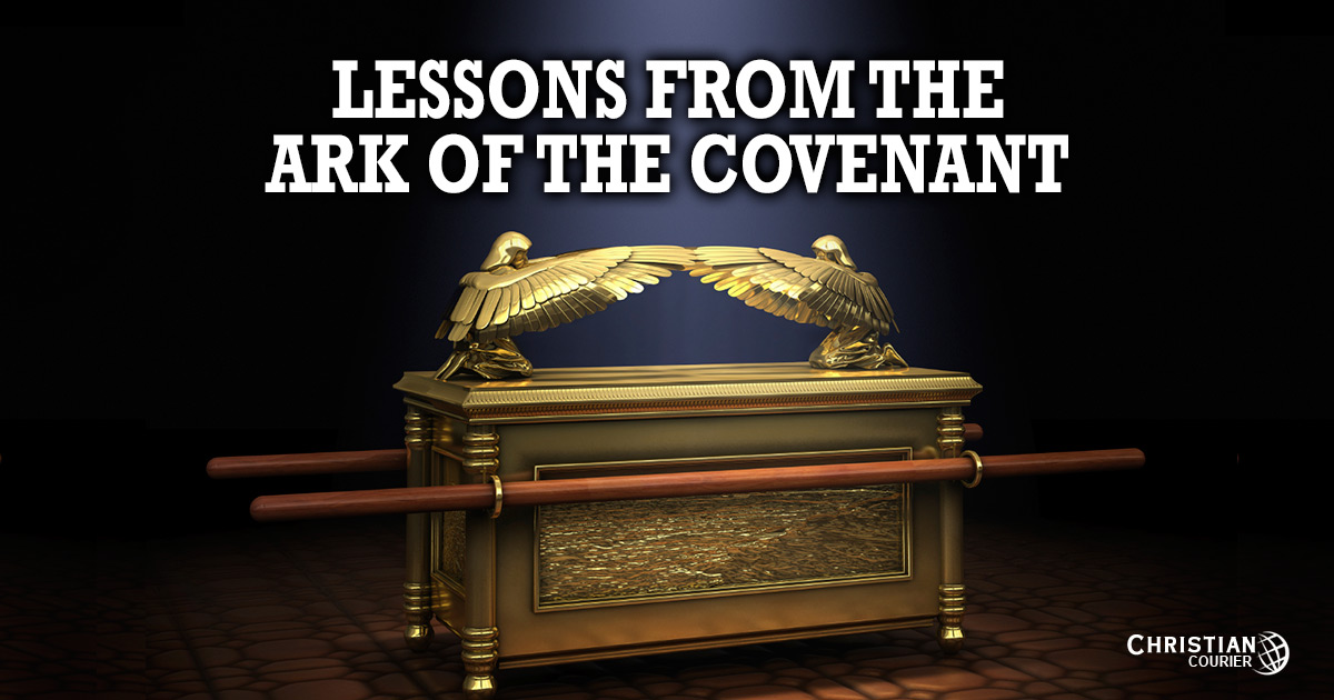Ark Of The Covenant Bible Craft